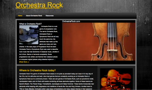 Orchestra Rock